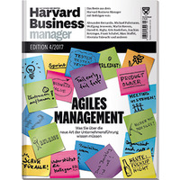 "HBM Edition 4/17 ""Agiles Management"""