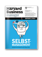 HBM-Edition Selbst-Management