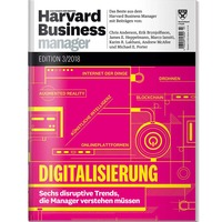 HBM Edition Digitalisierung 3/18