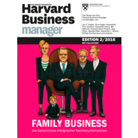 "HBM-Edition ""Family Business"""