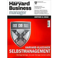 "HBM-Edition ""Harvard-Klassiker Selbstmanagement"""